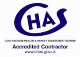 The CHAS logo - the link leads to http://www.chas.co.uk/